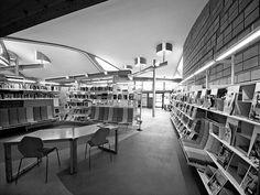 Biblioteca Enric Miralles de Palafolls