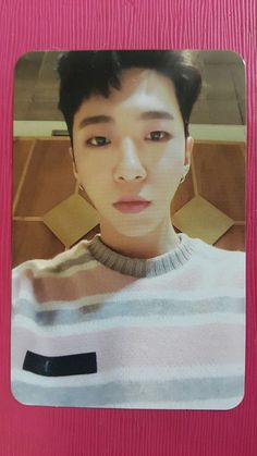 BAP B.A.P YONGGUK Official PHOTOCARD #2 5th SPECIAL Album CARNIVAL 용국