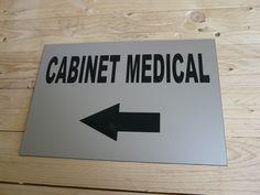 gravure sur pvc acrylique Plaque Pvc, Gravure, Medical, Signs, Home Decor, Decoration Home, Room Decor, Medicine, Shop Signs