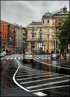 Bilbao, Spain 2013