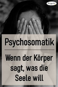 Psychosomatik - Wenn der Körper sagt, was die Seele will – Honigperlen - Psychosomatik The Effective Pictures We Offer You About fitness fashion A quality picture can tel - Living With Depression, Alone Quotes, Best Skin Care Routine, Mental Training, Body And Soul, Positive Mindset, Just Do It, Natural Skin Care, Feel Good