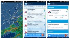 Top 10 Aplikasi Pelacakan Penerbangan Terbaik untuk Android  Android - June 29 2016 at 03:54PM