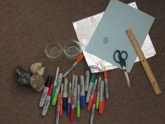 A To Zebra: 3 Easy Sharpie Crafts  #diy #sharpie #crafts #easyas123
