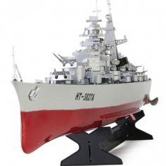 Bitevná loď German Bismarck 1/360