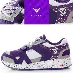 (SBENU) E-LINE CANDY LAGOON E(LA)-014PB Men Womens Sneakers Running Shoes AOA IU #SBENUhellobincom #RunningFashionSneakersShoes