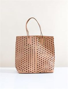 Rachel Comey Punched Tote- Natural