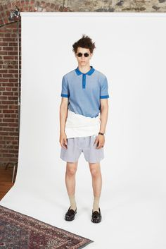 Orley Spring 2014 Menswear Collection Photos - Vogue