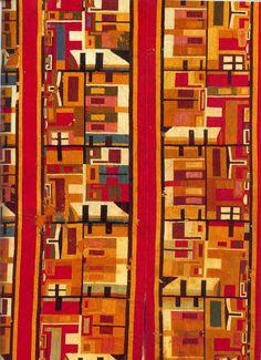 pre columbian andean textile art - Google Search