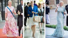 Stilfuld kronprinsesse Mette-Marit: Her er hendes garderobe | BILLED-BLADET