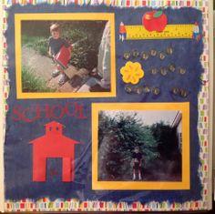 Golden rule Stay in school - Scrapbook.com