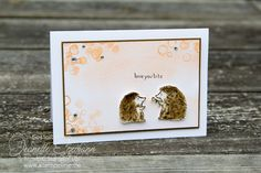 Stampin´ Up! Love you lots + Playful Backgrounds Stempelsets