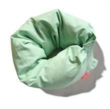 Mint-farvet chain pude fra BALlab