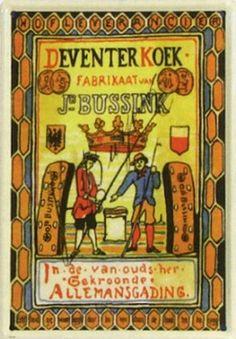 Deventer koek, Spice and Honey Cake