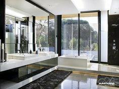 Casa contemporánea 6th Houghton ZM / Arquitectos Saota y Antoni Asociados http://www.arquitexs.com/2012/10/casa-6th-houghton-zm-saota.html