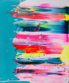art, colors, and paint