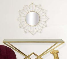 Fairmont Park This Accent Mirror will bring sleek style to your space without overwhelming your aesthetic, but it is more than just stylish. It has clean lines, replete with simplicity and minimalism. Over The Door Mirror, Window Mirror, Round Wall Mirror, Dresser With Mirror, Round Mirrors, Overmantle Mirror, Cheval Mirror, Fairmont Park, Mirrors Wayfair