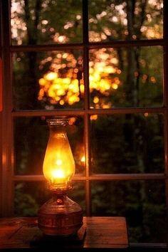 Leaving the light on …