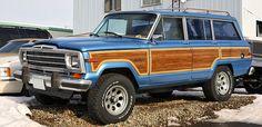 Jeep Wagoneer (SJ) - Wikipedia, the free encyclopedia