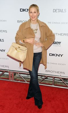 MUJERES CON ESTILO UNICO: KELLY RUTHERFORD Lily Humphrey style