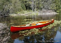 Wood Be Creative: A Shop Journal for Red River Canoe & Paddle: Canoe models and pricing