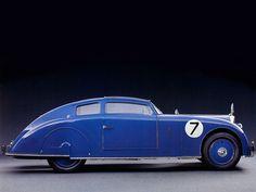 1936 Voisin C28 Aerosport