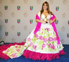 Only if this could be replicated into a Quincenera dress. Adan Terriquez