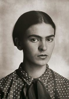 Frida Khalo's Life in Pictures More Pins Like This At FOSTERGINGER @ Pinterest