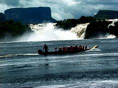 Venezuela, Kaya, Rafting, ciclismo y aventura en la Gran Sabana, Venezuela
