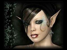 Fairy Ilustration | Maquillaje de Hada en Blanco