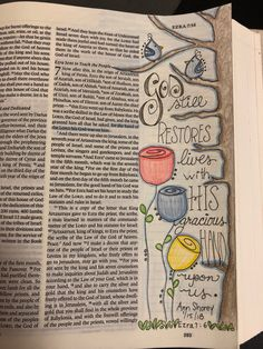 Bible Journaling For Beginners, Bible Study Journal, Art Journaling, Bible Drawing, Bible Doodling, New Bible, Bible Art, Faith Bible, Bible Prayers