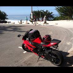 Kawasaki Ninja💥 Photo credit to @r3d ninj4 Hashtag #2WP for a chance to get featured. #motorbike #motorcycle #sportsbike #dirtbike #supermoto #yamaha #honda #suzuki #kawasaki #triumph #ducati #harleydavidson #aprilia #ktm #bmw #buell #husqvarna #r1 #r6 #gsxr #cbr #photography #panigale #monster #streettriple #daytona #bikelife #TwoWheelPassion