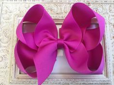 Excited to share this item from my shop: Hair Bows Hair Bows Girls Pink Bows Hair Bow Big Hair Bows Big Bows Large Hair Bow Big Fuschia Hair Bow Huge Hair Bows Uniform Bow Retro Hairstyles, Girl Hairstyles, Fuschia Hair, Large Hair Bows, Fabric Hair Bows, Pink Bows, Boutique Hair Bows, Girl Gifts, Grosgrain
