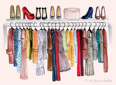 Clear closet, clear mind: 6 tips to reign in your clothes