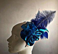Fascinator Bora Bora Fascinators, Bora Bora, Artwork, Head Accessories, Made By Hands, Hand Made, Work Of Art, Auguste Rodin Artwork, Artworks