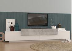 TV lowboard Ottman for TVs up to 88 furniture TV furniture - ., TV lowboard Ottman for TVs up to 88 Furniture TV furniture – , Tv Unit Furniture, Furniture Design, Mtv, Tv Stand Unit, Tv Stands, Modern Tv Cabinet, Decoration Gris, Modern Tv Units, Tv Unit Design
