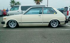 Top 20 Old School Rides Toyota Starlet KP61