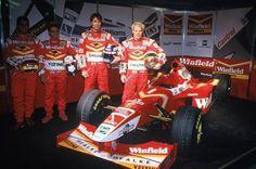 1998 Williams FW20 - Mecachrome (Heinz-Harald Frentzen & Jacques Villeneuve prezentacja