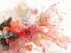 "Saatchi Art Artist Supmanee Chai; Painting, ""Emotional Movement"" #art"