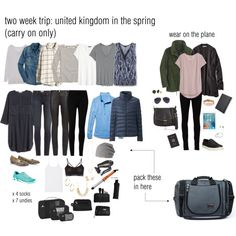 Travel Packing Outfits, Packing Clothes, Travel Capsule, Packing Tips For Travel, Winter Packing, Travelling Outfits, Winter Travel Outfit, Europe Packing, Vacation Packing