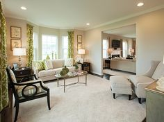 Eden Living Room