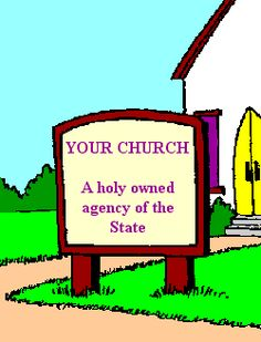 Church owned by the State