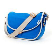 Natural Cotton Messenger Bag | Eco Friendly Back Pack | Earth Friendly BackPack