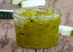 Confiture de Courgettes au gingembre : la savoureuse recette