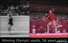 An Olympic Improvement