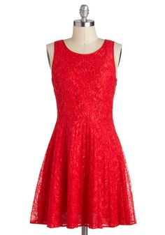 Whatever Ruby, Will Be Dress, #ModCloth