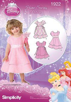 Simplicity Creative Group - Toddlers Dresses Disney Princess