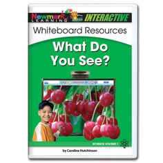 Science Interactive: What Do You See? Interactive Whiteboard CD-ROM
