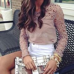 2014-New-Womens-Casual-Long-Sleeve-Shirt-Lace-Crochet-Emboriey-Loose-Tops-Blouse