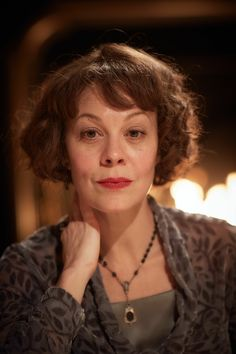 Peaky Blinders, season 3  Aunt Polly; Aunt Pol has softened up a bit