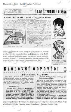 Rychlé šípy a Jaroslav Foglar ve sporu s časopisem Kulíšek